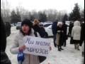 """Одесситы против морозов,News & Politics,против,пушки,Одесса,морозы,Сегодня, 22 января 2016 года, многие активисты движения """"Куликовое Поле"""", угнетаемые киевской хунтой, провели пикет прямо на пороге резиденции губернатора Саакашвилли. Жители Южной Пальмиры, измученные морозами, слёзно просили присла"""