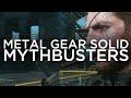 Metal Gear Solid V Mythbusters: Episode 11,Gaming,metal gear solid v,metal gear solid 5,the phantom pain,mgs v,mgs 5,metal gear,myth,busters,mythbusters,defendthehouse,defend,house,dth,secrets,tips,tricks,glitches,glitch,hack,hacks,tip,trick,easter egg,easter