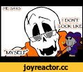 Undertale: Papyrus Glasses,Entertainment,undertale,undertale papyrus,papyrus,comic dub,undertale comic dub,Aww pap i think you look grea......wait what Comic : http://thaidraws.tumblr.com/post/136337460894/bc-i-have-to-ruin-everything Papyrus voiced by: