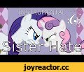 [The Living Tombstone] Sister Hate (Alex376 Instrumental Cover),Music,mlp,млп,My,мой,little,маленький,pony,пони,cartoon,мультик,songs,песни,music,музыка,instrumental,инструментальная,remix,ремикс,cover,кавер,brony,брони,video,видео,channel,канал,SoundCloud https://soundcloud.com/djalex376/sister-hat