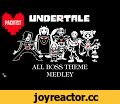 All Undertale Boss Theme Medley [Pacifist] - 4-Piano Orchestra - Undertale,Music,Undertale boss themes,Undertale,Boss Medley,Medley,Remix,Pacifist,Piano,Piano COver,Piano tutorial,Heartache,Bonetrousle,Mad Dummy,Spear of justice,Spider Dance,Death By Glamour,Hopes and Dreams,Asirel,Svae the