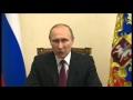 Путин сделал срочное заявление ко всему миру. 22.02.16,People & Blogs,путин,завление,ко всему миру,путин обратился к всему миру,Специальное заявление Владимира Путина по прекращению боевых действий в Сирии Москва и Вашингтон выпустили совместное заявление, в котором содержится предложение установи
