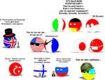 О, Политоскар это большая честь для меня! Благодарю, мои друзья. ЭТО БЫЛ МОЙ ПОЛИТОСКАР!!! Чертов шантажист... Еще и эти беженцы, уже не хватает терпения!!! Scheide, Scheifte, Scheifte!!! Что-то тут не так... А как же я? Felicitations ami Oh Kurwa! Xe-xe... Турция сильна, Турция может... Ну