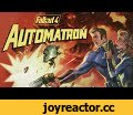 Fallout 4 – Automatron Official Trailer (PEGI),Gaming,Bethesda Softworks,Bethesda Game Studios,Fallout 4,DLC,Automatron,Fallout,Xbox One,PlayStation 4,Add-Ons,Add-On Content,Steam,PC,Watch the official trailer for Automatron, the first game add-on for Fallout 4. Automatron will be available on Xbox