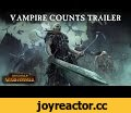 Total War: WARHAMMER - Vampire Counts - In-Engine Cinematic,Gaming,Total War,Creative Assembly,CA,vampires,vamp,vampires counts,manfred,mannfred,table,top,gaming,warhammer,games,workshop,total war warhammer,race,lord,von,carstein,revealed,gameplay,trailer,cinematic,Far from home, an Empire Witch