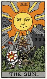 THE SUN. ш л; a