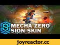 Mecha Zero Sion Skin Spotlight - Pre-Release - League of Legends,Gaming,Mecha Zero Sion,Skin Spotlight,Sion,Mecha Zero,Sion Champion Spotlight,gameplay,League Of Legends,Mecha Zero Sion Skin Spotlight,Mecha Zero Sion Skin,Skins,Skin,Riot