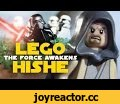 The Force Awakens Lego HISHE,Film & Animation,Star Wars,The Force Awakens,HISHE,Lego,How It Should Have Ended,Kylo Ren,Luke Skywalker,animation,cartoon,parody,stop motion,Brotherhood Workshop,We partnered with Brotherhood Workshop to make this video for the 2016 Video Game Awards at #SXSW