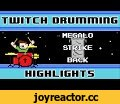 Megalo Strike Back (Drum Cover),Music,toby fox,earthbound,drumming,gaming,drum cover,the8bitdrummer,I miss you,megalo strike back,Toby Fox... Why are you so good!!! :D