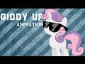 Giddy Up - [PMV Animation],Film & Animation,Giddy Up - Network Musical Ensemble,Giddy Up,Шевели копытами,Tweek,Pony,Animation,My little pony,2015,MLP,PMV,Giddy,Up,sweetie belle,Animation (album),Tweek animation,Твик,Анимация,Пони,Свити Белль,Эта маленькая лошадка увидела весь мир и не только. Кто зн