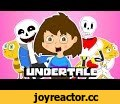 "♪ UNDERTALE THE MUSICAL - Animation Song Parody,Entertainment,undertale,ost,animated,animation,music,video,song,remix,shorts,soundtrack,funny,parody,cartoon,megalovania,genocide,pacifist,monster,comic dub,epic,evil,ending,gaming,game,Animated Music Video Parody of ""UNDERTALE"" ►MORE VIDEO GAME PARO"