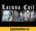 LACUNA COIL - Delirium (Album Track),Music,Lacuna Coil,Lacuna,Coil,Delirium,Century Media Records,Gothic,Metal,cristina scabbia,Female Metal,lacuna coil (musical artist),delirium (musical album),ellie goulding,within temptation (musical artist),new track,song,official download,nightwish (musical