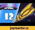 HeroStorm Ep 12 Spear of aNoob,Film & Animation,,Thanks to our friends at Blizzard Entertainment for you support! Loving Heroes of the Storm, Play for free here: http://heroesofthestorm.com Also check out: Facebook: http://facebook.com/BlizzHeroes Twitter: http://twitter.com/BlizzHeroes YouTube: