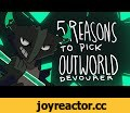5 REASONS TO PICK OUTWORLD DEVOURER,Gaming,dopatwo,dota 2,funny,animation,cartoon,stupid,5 reasons,NOT REALLY NERFED ON 687  FOR ++ 8KMMR PROS ONLY.  Check out this social network for dota 2, Dota Amino and follow me there!  iOS http://apple.co/1SXi1aC Android http://bit.ly/1NzhREC  Thanks to the