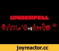 Underfell (Undertale AU) - Maniacal Laughter/Confrontation Of The Dead [Extended],Music,undertale,undertale au,underfell,bonetrousle,Underfell sprites from here: http://schelebro.tumblr.com/post/1323... Logo done by me.  Undertale is by Toby Fox. Not sure who created the Underfell AU, but credits