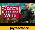 We've played The Witcher 3: Blood and Wine - new location, new abilities, new gameplay,Gaming,blood and wine,witcher 3,witcher blood and wine,geralt,TW3,TW3: BaW,cd projekt red,tousson,games,gaming,gameplay,combat,cyclops,xbox one,ps4,playstation,sony,microsoft,eurogamer,johnny chiodini,bertie