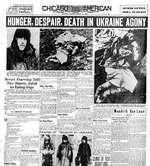 гЩЩЩ1 СН11ШШШШВСАЫ SMIIMI SKTIOV \k\vn. n; \ ii m s HUNGER, DESPAIR, DEATH IN UKRAINE AGONY