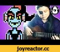 Undertale - Spear of Justice (Flamenco Guitar Cover/Remix) | Undyne Normal Battle,Gaming,diwa de leon,string player gamer,mini mario orchestra,video game orchestra,orchestral video game covers,cover,remix,violin,guitar,undertale,spear of justice,undyne song,undyne battle,toby fox,anime is