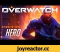 "Overwatch Animated Short | ""Hero"",Gaming,Overwatch,Blizzard Entertainment,Blizzard,FPS,First-Person Shooter,Team-Based Shooter,Objective-Based Shooter,Shooter,Action Game,Team Game,Objective-Based Game,Multiplayer Game,Hero,Heroes,Hero Abilities,Future,Near-Future,Sci-Fi,Pre-purchase,Overwatch Anim"