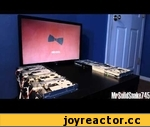 Doctor Who Theme on eight floppy drives,Tech,Doctor,Who,Theme,floppy,drive,music,Download Audio: http://vibedeck.com/mrsolidsnake745-sfloppyorchestra--2/tracks/251834/buy I've been extremely busy the last month or so. First my computer died on me, then finals, then work, and on top of that most of
