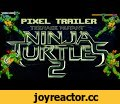 Teenage Mutant Ninja Turtles 2: Out of 16-bit,Entertainment,old school,Sega,Tails show,Animation,Trailer,Parody,teenage mutant ninja turtles,teenage mutant ninja turtles 2,teenage mutant ninja turtles the animated series,Ninja