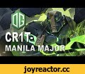 Cr1t- Earth Spirit - The Playmaker Manila Major Dota 2,Gaming,cr1t,crit,cr1t-,og,2016,dota 2,dota,manila,major,earth,spirit,team og,dota2,manila major,gameplay,highlights,highlight,best,epic,tournament,championship,team,pro,play,plays,game,vod,digest,dota digest,dd,Dota 2 (Video Game),Cr1t- Earth
