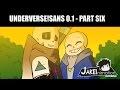 UNDERVERSE!SANS 0.1 - Part 6 - FINAL [Jakeinimation],Entertainment,Underverse!Sans,underversesans,underverse sans,jakeinimation,jael penaloza,jael peñaloza,sans the skeleton,undertale,undertale animation,cross sans,ink sans,dream sans,nightmare,nightmare sans,underfell,underfell sans,edgy mc my c