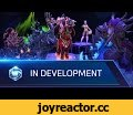 In Development – Auriel, Gul'dan, and more!,Gaming,BlizzHeroes,Heroes of the Storm,Blizzard Heroes,Blizzheroes,Auriel,Gul'dan,Exciting things are always on the way to the Nexus from our art and design teams. Check out the video above to catch a glimpse of some of the Heroes, skins, and mounts coming