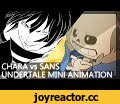 [Undertale mini Animation] - Chara vs Sans,Film & Animation,undertale,animation,2d animation,2d,art,sans,chara,frisk,judgement hall,genocide,game,fanimation,fanart,clip studio paint,Ya I know .. this has never been made before ahah But this started as my first animation completed while streaming