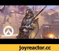[NEW HERO - COMING SOON] Introducing Ana | Overwatch,Gaming,Overwatch,Ana,Origins,Backstory,Blizzard Entertainment,Blizzard,FPS,First-Person Shooter,Team-Based Shooter,Objective-Based Shooter,Shooter,Action Game,Team Game,Objective-Based Game,Multiplayer Game,Hero,Heroes,Hero
