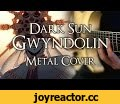 Metal Souls - Dark Sun Gwyndolin Metal Cover [Dark Souls OST],Music,dark,souls,metal,cover,theme,sun,gwyndolin,dark souls,rpg,fantasy,instumental,post,rock,soundtrack,bass,drums,ezmix,schecter,blackjack,ltd,c-7,viper,strings,seven strings,7