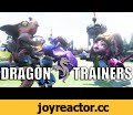 Dragon Trainers,Film & Animation,3D,Chibiin,League of Legends,Poppy,Tristana,Lulu,Dragon,Trainer,Dragons are cool, you should get one! ►Click SHOW MORE for more informations :) ◄ ► Social Media Website: http://chibiin.info Facebook: https://facebook.com/Chibiin Twitter: https: