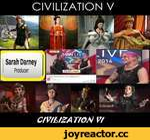 CIVILIZATION VI Civilization 6 Developer Interview - IGN Live: Gamescom 2016 ✓ Subscribed 7,567.251 710 views Add to ^ Share jf I ал- iiiiAvA Шш iИ!/ ч '• 3' 'V Лп.-' Ж вйШ: V я1 Daemon HatfielcSarah Darney CiDaemZero1 Producer H m 1 1