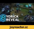Classic Yorick, the Shepherd of Lost Souls (2016) - Ability Preview - League of Legends,Gaming,Champion Spotlight,Yorick The Shepherd of Lost Souls,Yorick,Skins,SkinSpotlights,Riot Games,Yorick, the Shepherd of Lost Souls Ability Preview.  For League of Legends Related News Check Out Surrender@20: