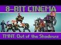 TMNT 2: Out of the Shadows - 8 Bit Cinema,Entertainment,cinefix,tmnt 2,tmnt 2: out of the shadows,8 bit cinema,8-bit cinema,8 bit,arcade,video game,teenage mutant ninja turtles,out of the shadows,krang bepop,rocksteady,casey jones,megan fox,movie,film,The Heroes on a Half Shell take on Bepop,