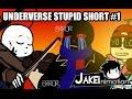 UNDERVERSE STUPID SHORT #1[By Jakei],Gaming,underverse sans,ink sans,error sans,geno sans,errortale,aftertale,inktale,fresh sans,yolo,cross sans,jael peñaloza,jael penaloza,jakeinimation,jakei95,underverse,cross chara,xgaster,x event,undertale,sans,undertale animation,undertale shorts,undertale c