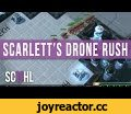 Scarlett's Drone Rush - HomeStory Cup 14,Gaming,Starcraft,SC2HL,Scarlett,Drone Rush,Scarlett's drone rush,Drone rush starcraft,Starcraft 2 cheese,Starcraft 2 funny,Starcraft 2 zerg,Zerg gameplay,Starcraft Zerg,Scarlett vs Stats,HomeStory Cup,Scarlett goes for a Drone Rush vs Stats on Dasan