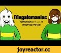 【Undertale】Megalomaniac ver. Chara & Asriel【ft. Shy Siesta】,People & Blogs,shy siesta,matryoshka,hachi,kenshi,undertale,UNDERTALE,toby fox,megalomaniac,original,lyrics,chara,asriel,frisk,toriel,cover,dub,english,parody,hatsune,miku,gumi,vocaloid,8-bit,cross over,pv,