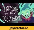 5 REASONS TO PICK DEATH PROPHET,Gaming,dota 2,funny,cartoon,animation,death prophet,guide,stupid,drawn,Happy Holidays! Like/share if you want more videos! Thanks to all my patrons for helping me with one more video and thanks to the dota 2 subreddit join us and help here!
