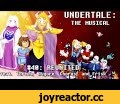 Undertale the Musical  - Reunited,Entertainment,undertale,the musical,undertale the musical,reunited,finale,toriel,asgore,frisk,chorus,chorus leader,song,sung,musical,lyrics,with lyrics,music,Track 40/41 from Undertale the Musical! (Song releases will be staggered and out of order)  Credits below!