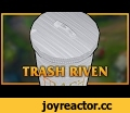 Trash Riven LoL Custom Skin ShowCase,Gaming,Trash Riven Custom Skin,Riven Custom Skin,Riven new skin,Trash Riven,Trash,Riven,Trash skin,Riven skin,Trash Riven skin,lol Riven,Riven skins,Riven lol,new Riven skins,lol custom skins,lol skin,lol new skin,lol,custom skin,league of legends custom