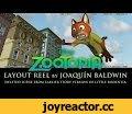 Zootopia Layout Reel - Little Rodentia Deleted Scene,Film &
