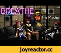 Touhou MMD - The Prodigy - Breathe,Film & Animation,the prodigy,touhou,mmd,recreation,parody,dance,music video,junko,doremy,clownpiece,nazrin,wriggle,mask of hope,treasure,breathe,pv,comedy,seiga,yoshika,harpoonneet,childhood memory,90's,electro,chang'e,are you watching chang'e,hecatia,Junko: