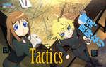 SS & a«1.05-1.35 tokyo mx WEB»- http://youjo-senki.jp/ Twitter^ @you josenki illustrated by TORU AKIBA painted by CHIHO NAKAMURA background by SATORU HIRAYANAGI special effect by CHIPTUNE text by HISASHI MAEDA OWUO • tfv • KADOKAWAfl V.PKUMffei   Ht S ишшкьк Жй'йял ten tana £.Ч£Ш1ЖЛ<,