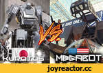 How to Destroy a Giant Robot (Season 1),Entertainment,MegaBots,giant,robot,duel,KURATAS,MK2,MkII,mech,MK3,BattleBots,Robotics,Robots,Suidobashi,Welcome to MegaBots Season 1! We've created a YouTube series that follows the design, fabrication, and testing of America's first mech in preparation for th
