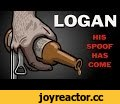 Logan Trailer Spoof - TOON SANDWICH,Comedy,logan,wolverine,hugh jackman,patrick stewart,marvel,x-men,parody,funny,animation,x-23,An animated parody of the Logan trailer! Hit the road with Hugh Jackman as the Wolverine faces his final and most devastating enemy yet: alcohol. To make matters worse,