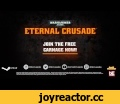 Warhammer 40,000: Eternal Crusade Free Carnage,Gaming,40kcrusade,Warhammer 40000,Warhammer 40k,Behaviour Interactive,ESRB 16 - Visit esrb.org for rating information.  For the first time, you can join, for free, the fiercest Warhammer 40,000 battles in an online shooter with a new version of