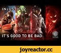 Injustice 2 - It's Good To Be Bad,Gaming,Bane,Scarecrow,Captain Cold,Gorilla Grodd,Villians,DC,With Superman's Regime in shambles, watch how Gorilla Grodd, Bane, Captain Cold, and Scarecrow bring a whole new level of terror to Injustice 2.   Coming May 16th, 2017.  Pre-order: go