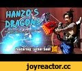 Overwatch - Hanzo Uses Dragonstrike on Long Beach Comic Con 2016,Gaming,Overwatch,Blizzard Entertainment,First-Person Shooter,Objective-Based Shooter,Shooter,Action Game,Team Game,Multiplayer Game,Hero,Heroes,Hanzo,Hanzo