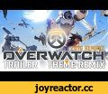 Overwatch Remix - Trailer Theme Epic Orchestral Remix (2016 Remake),Gaming,overwatch remix,overwatch,remix,overwatch trailer theme remix,trailer theme,trailer,orchestra,orchestral,cinematic,epic,music,soundtrack,remake,ost,cover,blizzard entertainment,blizzard,brass,piano,pc,xbone,xbox